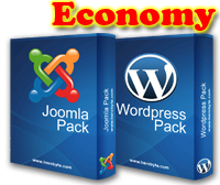 pack wordpress joomla